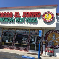 9/6/2016にNajwa S.がTaco El Zorroで撮った写真