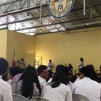 Photo taken at Xavier University -Ateneo de Cagayan High School by Niña S. on 2/29/2016