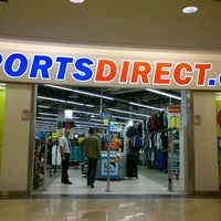 Photo taken at Sportsdirect.com by takoyaki on 9/11/2013
