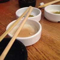 Photo taken at Sushi Circle by Nitasha d. on 4/25/2014