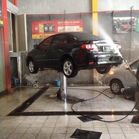 Photo taken at Auto Spa (Car Care Services) by Pitra Dwi Y. on 11/9/2013