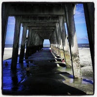 Photo taken at Tybee Island by ♚ Sire E. on 6/9/2013
