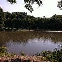 Photo taken at Otsiningo Park by Dave M. on 7/6/2011