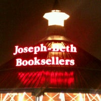 Photo taken at Joseph-Beth Booksellers by Lee P. on 9/5/2011