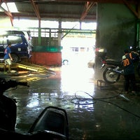 Photo taken at Strike Car Wash by Dendy J. on 6/13/2011