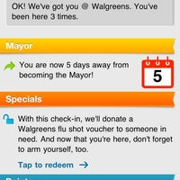 Photo taken at Walgreens by superJennifer on 9/26/2011