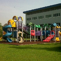 Photo taken at STB-ACS Playground by Alex I. on 7/7/2011