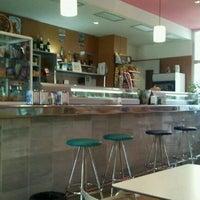 Photo taken at Cafeteria 5 Caracoles | Centro Comunitario Playas by Jose A. on 7/16/2011