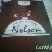 Photo taken at Bar e Restaurante do Nelson by Inez P. on 9/8/2012
