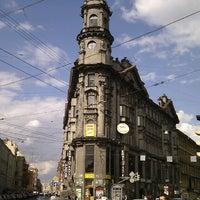 รูปภาพถ่ายที่ Пять углов โดย Vladimir A. เมื่อ 6/10/2012