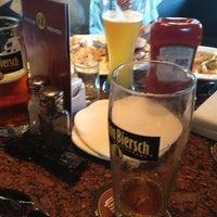 Photo taken at Gordon Biersch Brewery by monica r. on 8/12/2012
