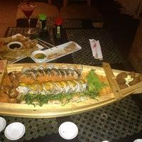 2/20/2013 tarihinde Posada Churum Merúziyaretçi tarafından Kampai Sushi Bar'de çekilen fotoğraf
