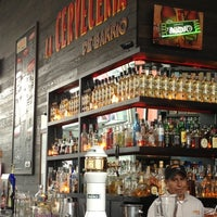 Photo taken at La Cervecería de Barrio by Jorge A. on 11/26/2012