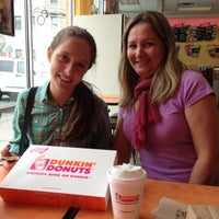 Photo taken at Dunkin Donuts by Ana S. on 4/11/2013