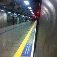 Foto tirada no(a) Estação Chácara Klabin (Metrô) por Raul N. em 4/15/2013