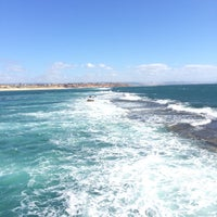 Photo taken at Port Noarlunga Beach by __nrsyfqh on 12/2/2015