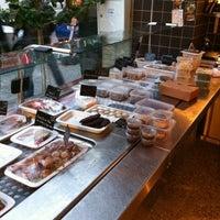 Photo taken at Delicatessen by Ann M. on 10/20/2012