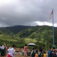 Photo taken at Gunung Menir by Azhary H. on 6/18/2013