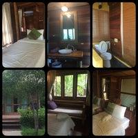Photo taken at Keeree Waree Seaside Villa and Spa by Nong P. on 6/14/2014