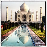 Photo taken at Taj Mahal by Ulises C. on 9/29/2012