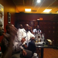 Photo taken at Fume Cigar Shop & Lounge by Lboggiee1 C. on 9/6/2013