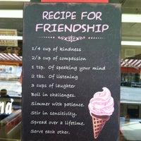 Foto diambil di Lori's Lick 'em Up Ice Cream oleh Monica D. pada 4/14/2013
