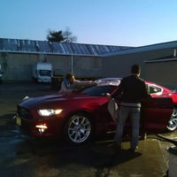 Photo taken at New Look Car Wash by Sandra L. on 12/26/2014