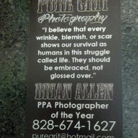 Photo taken at Pure Grit Photography by Brian A. on 10/2/2012