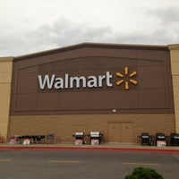 Photo taken at Walmart Supercenter by Joshua M. on 6/17/2013