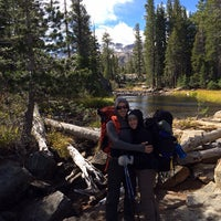 Photo taken at Desolation Wilderness by Paulina on 10/1/2013