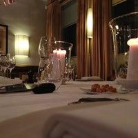 Photo taken at Restaurant Hôtel Les éleveurs by Ennio D. on 2/28/2013
