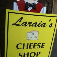 Photo taken at Laraia's Cheese by Tim M. on 10/20/2012