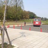 Photo taken at 早稲田大学本庄高等学院 by Rina T. on 4/19/2014