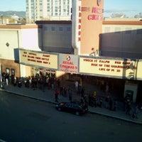 Photo taken at Regal Cinemas Jack London 9 by Samantha on 12/3/2012