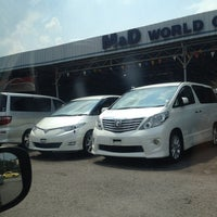 Photo taken at M&D World Of Cars Sdn Bhd by Ozan B. on 5/14/2013