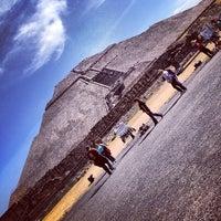 Foto tomada en Piramide del Sol por Nikolay P. el 12/27/2012