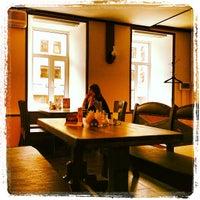 Снимок сделан в Берлинер пользователем Nikolay P. 9/25/2012