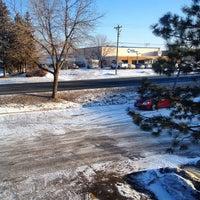 Photo taken at Radisson Hotel Minneapolis St. Paul North by Nikolay P. on 2/18/2015