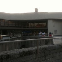 Photo taken at Hachinohe City Public Hall by KOOL on 8/2/2013