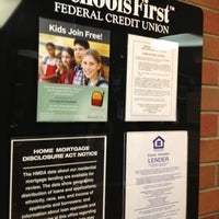 Photo taken at SchoolsFirst FCU Santa Ana Branch by Remo S. on 2/5/2013