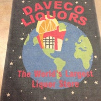 Photo taken at Daveco Liquors by Kika D. on 11/8/2013
