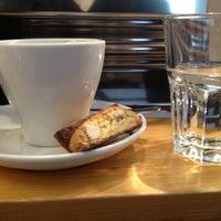 Photo taken at Kaffecentralen by Peter K. on 1/17/2013