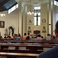 Photo taken at Gereja Katolik St. Paulus by Benny L. on 1/24/2015