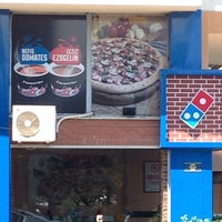Photo taken at Domino's Pizza by Yusuf kENT on 8/9/2017