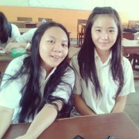 Photo taken at XII SOS 1 by Cherry T. on 7/15/2013