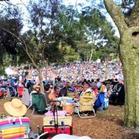 Photo taken at Summer Concerts in the Park by Ann S. on 7/15/2013