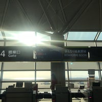 Photo taken at Gate 4 by けんけん on 3/10/2018