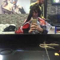 Photo taken at Alya Kuaför ve Güzellik Salonu by Sonia O. on 2/4/2017