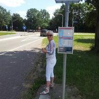 Photo taken at Bushalte Stenen Palen by Willem d. on 7/19/2013