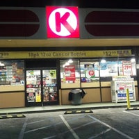 Photo taken at Circle K by Donell Q. on 3/4/2013